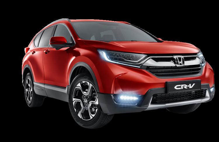 Honda CR-V. Опережает время
