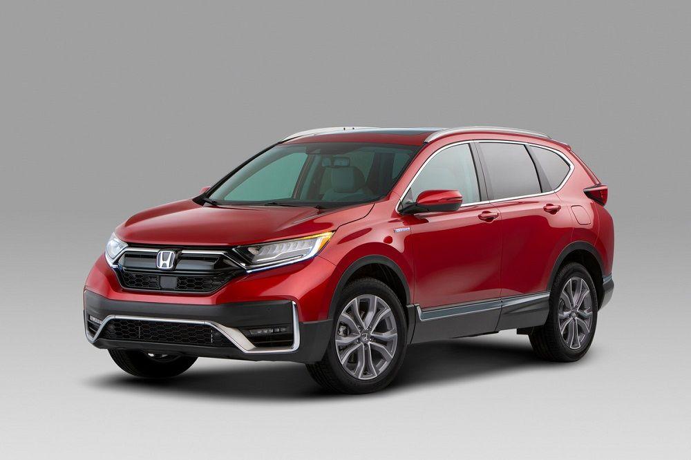 """Honda CR-V назван «Лучшим """"зеленым"""" кроссовером года» по версии Green Car Journal"""
