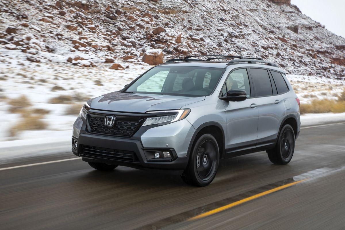 Honda Passport 2019 модельного года завоевал высшую оценку TOP SAFETY PICK в рейтинге безопасности IIHS